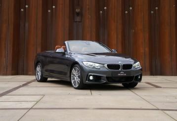 BMW 435D Xdrive M-sport Cabriolet