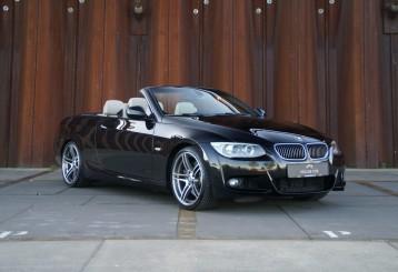 BMW 335i Cabriolet