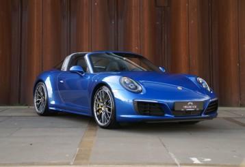Porsche 991 4S Targa