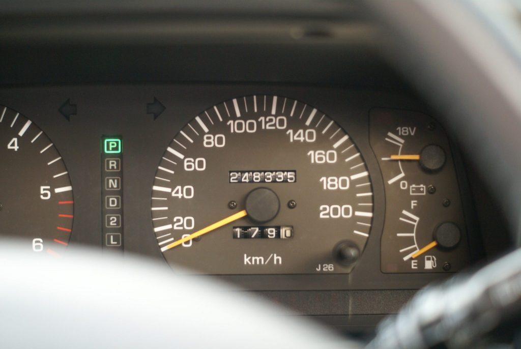 Toyota Landcruiser FZJ80