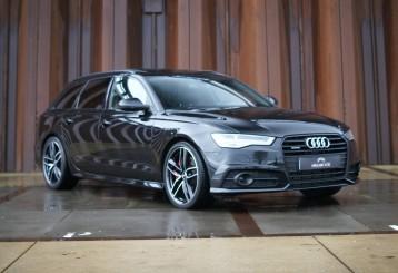 Audi A6 Avant Competition