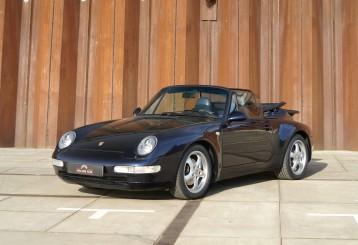 Porsche 911 993 Cabriolet
