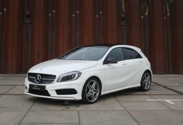 Mercedes-Benz A 180 AMG-Line